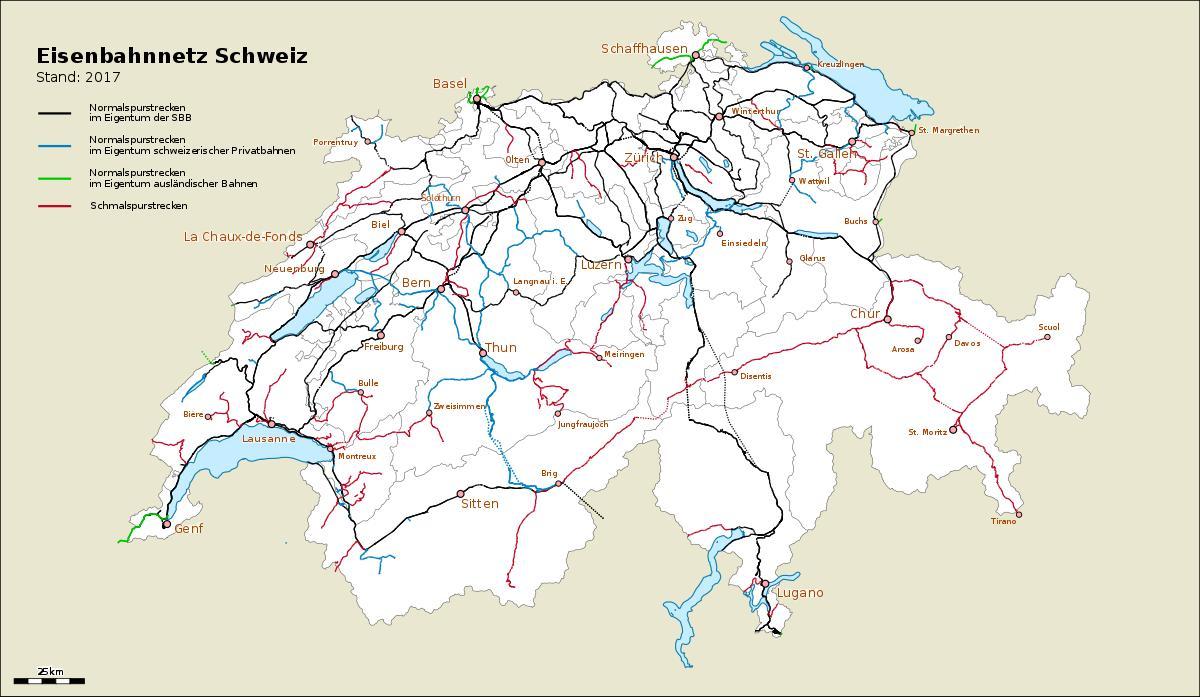 Cartina Della Svizzera.Svizzera Porte Mappa Cartina Della Svizzera Porte Europa